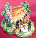 Click to view larger image of Cherished Teddies Village : A PICNIC FOR TWO Teddie P. Hillman Hamilton Mail-Order (Image1)