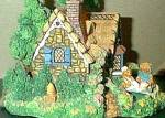 Click to view larger image of Cherished Teddies Village : A PICNIC FOR TWO Teddie P. Hillman Hamilton Mail-Order (Image6)