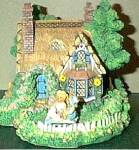 Click to view larger image of Cherished Teddies Village : A PICNIC FOR TWO Teddie P. Hillman Hamilton Mail-Order (Image8)