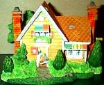Click to view larger image of Camille's Quilt Shop :Cherished Teddies Village Teddie P. Hillman HAMILTON Mail Order (Image2)