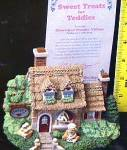 Click to view larger image of Sweet Treats For Teddie : Cherished Teddies Village / P. Hillman HAMILTON Mail Order (Image2)