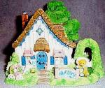 Click here to enlarge image and see more about item CV8: Teddies Nursery Cherished Teddie Village Artist P. Hillman HAMILTON Mail Order