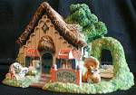Click to view larger image of Teddies Nursery Cherished Teddie Village Artist P. Hillman HAMILTON Mail Order (Image2)