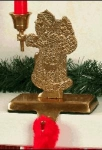 Click to view larger image of New #40-0506 Santa Candle & Stocking Holders Available in Four Different Styles (Image1)