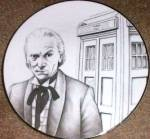 Click here to enlarge image and see more about item DRWHO1: DR. WHO The First 1st Doctor William Hartnell 1963-1966 Royal Albert Bone China BBC