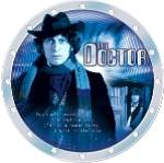 Click here to enlarge image and see more about item DRWHO2: The Doctor Who Dr. #1 Series Limited Edition Collectors Plate Cards Inc. Chararacters