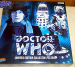 Click to view larger image of The Doctor Who Dr. #1 Series Limited Edition Collectors Plate Cards Inc. Chararacters (Image2)
