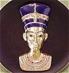 Click here to enlarge image and see more about item EGYPT1: Nefertiti The Eternal Beauty BRADEX OSIRIS EGYPT Splendours Ancient World 15-O75-4.2