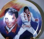 Click here to enlarge image and see more about item ELVRP4: Elvis Remembered-1989 : #5 FOREVER YOURS
