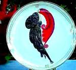 Beauty & The Beast House Erte Sevenarts Elegance Franklin d'Tirtoff panther jaguar 93