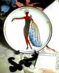 Click to view larger image of 1993 Diva II House Of Erte Sevenarts 7 Art Deco Franklin Elegance Negro African (Image2)