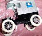 Click here to enlarge image and see more about item ERTL50: Ertl Bell Telephone Pioneers of America 75 Years Bank 1911 Ford T Delivery Car 9156UO