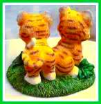 Click to view larger image of TIMID TIGERS ENDANGERD YOUNG'UNS Save The Earth Foundation Ruth & Bill Morehead (Image7)