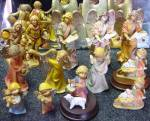 Click to view larger image of 13 Piece set 2 1/2 inch figure Lighted Musical Hillside Nativity Oh Holy Night #54213 (Image4)