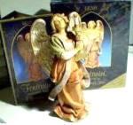 Click to view larger image of LEAH ANGEL OF LIGHT Fontanini Club Symbol Membership Simonetti Member Gift 1997 65375 (Image1)
