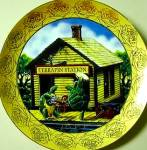Click to view larger image of Terrapin Station GRATEFUL DEAD Alton Kelley Stanley Mouse Signature Album Cover 70's (Image1)