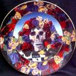 Click to view larger image of 1998 Grateful Dead Art Series Stanley Mouse TIMELESS Deadhead Deadheads 60's Greatful (Image2)