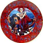 Click to view larger image of ROSE PHOTOGRAPHER GRATEFUL DEAD STANLEY MOUSE Deadheads Deadhead Ded Greatful (Image1)