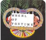 Click to view larger image of Hallmark Keepsake Ornament Anniversary Edition Wheel of Fortune 1975 - 1995 QX6187 95 (Image1)