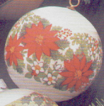 SATIN BALL 1980-QX203-4: MOTHER
