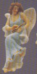 Click here to enlarge image and see more about item HM24: 1988-QXC408-4 ANGELIC MINSTREL LTD. ED.