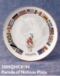 Click to view larger image of QHC8194 Olympic Atlanta '96 Parade Nations Pl (Image1)