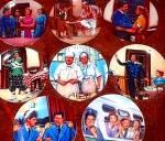 Click to view larger image of The Golfer  Honeymooners Classic TV Shows Gleason Kramden Carney Norton Art: D.Kilmer (Image5)