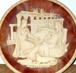 Click to view larger image of ANTONY CLEOPATRA ANTHONY Great Romances History Romanelli California Bradex84-131-3.1 (Image1)