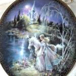 MOONBEAM TRAILS 84-B10-572.1 Kingdom of Enchantment Mimi Jobe Bradford Unicorn Fairy