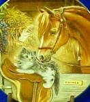Click here to enlarge image and see more about item KEP1: '86 KITTEN ENCOUNTERS STABLEMATES  ROYAL WOR