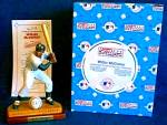Click to view larger image of WILLIE MCCOVEY Hamilton SI Sports Impressions Legendary Hitters 500 MLB MIB SF Giants (Image6)