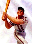 Click here to enlarge image and see more about item LH5: MEL OTT Hamilton SI Sports Impressions Legendary Hitters MLB 500 San Francisco Giants
