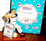 Click to view larger image of TED WILLIAMS Hamilton SI Sports Impressions Legendary Hitters 500 MLB Boston Red Sox (Image2)