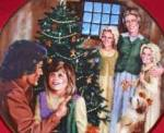 Click to view larger image of INGALLS FAMILY CHRISTMAS #7 LITTLE HOUSE ON THE PRAIRIE Michael Landon Christopherson (Image1)