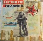 LETTER TO BREZHNEV SOUNDTRACK LP Film London 1985 MCA 6162 CANNIBALS BRONSKI Redskins