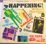 Click here to enlarge image and see more about item LP118: A HAPPENING! TOP POP rare SURFARIS ORBISON Goldsboro Dana Tex Nino Rivers Dorsey 1967