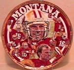 Click to view larger image of #1 JOE MONTANA 40,000 YARDS : SAN FRANCISCO 49ers NFL Artist R. Tanenbaum 1751CA (Image3)