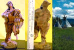 Click to view larger image of Mystic Spirits SPIRIT OF THE MOUNTAIN LION S Douglas Hamilton Figurine Collection '95 (Image4)