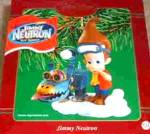Click here to enlarge image and see more about item NEUTRON1: JIMMY NEUTRON 2002 131 CXOR-084G CARLTON NICKELODEON GODDARD Snowball Catapult PetDog