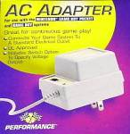 Click here to enlarge image and see more about item NINTENDO1: Game Boy Pocket AC Adaptor P-095GB USA Performance 1997 Dual Plug 3v 6v Muld410306250