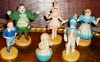 Click to view larger image of Scarecrow Wizard Oz Hamilton Presents Pvc Figure Figurines Ornaments MGM Loews WOZ 88 (Image4)