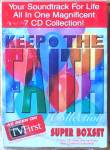 Click here to enlarge image and see more about item PtlPs150: Keep the Faith 7 CD Boxset Your Spiritual Journey Through Music 60 Artists 7 Hour New