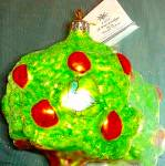 Click to view larger image of PARTRIDGE IN A PEAR TREE SP2 SP-2 12 DAYS  #1 VHTF Christmas Radko Ornament Twelve (Image4)