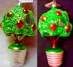 Click to view larger image of PARTRIDGE IN A PEAR TREE SP2 SP-2 12 DAYS  #1 VHTF Christmas Radko Ornament Twelve (Image6)