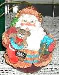Click to view larger image of 1840 American Santas Thru Decades Galleria Lucchese ROLY POLY ROLLY POLLY 66901 Roman (Image1)