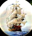 Click to view larger image of #II 2 The Refanu - Legendary Ships of the Sea / Alan D'Estrehan - Royal Cornwall (Image1)