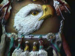 Click to view larger image of Shield-Mighty Warrior:PROTECTION OF THE EAGLE (Image1)