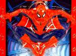 Click here to enlarge image and see more about item SPIDER1: MARVEL'S T17 SPIDER-MAN SPIDER MAN ORNAMENT 2003 MARVEL CHARACTERS ZTR5001 Kurt Adler
