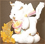Spread Your Joy To The World STARLIGHT STARBRIGHT Unicorn Enesco Flowing Star Shower