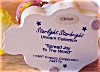 Click to view larger image of Spread Your Joy To The World STARLIGHT STARBRIGHT Unicorn Enesco Flowing Star Shower  (Image4)